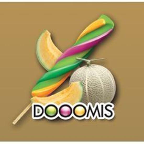 بستنی اسپیرال طالبی دومیس  75 گرم دایتی