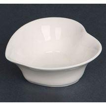 ست کاسه سرامیکی 3 عددی قلبی شکل Superior Porcelain