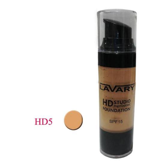کرم پودر HD Stediu Fix لاواری شماره HD5