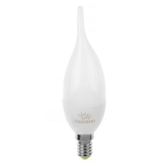لامپ ال ای دی 6 وات سان شاين پايه E14
