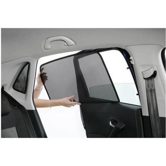 آفتابگیر شیشههای بغل پراید خودروکار khodrokav |