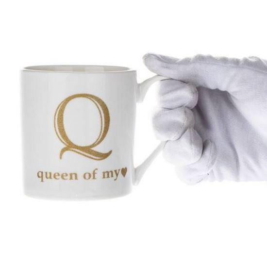 ماگ مدل King and Queen بسته دو عددی