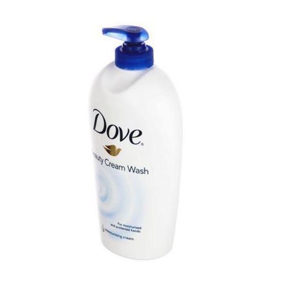 مایع دستشویی داو کرمی Beauty Cream Wash حجم 500 میلی لیتر