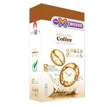 کاندوم ایکس دریم مدل Coffee بسته 12 عددی
