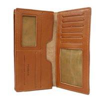 کیف پول و موبایل چرم طبیعی پندار