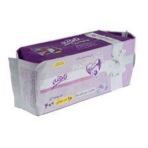 پد روزانه تافته مدل Purple Ultra Thin بسته 50 عددی