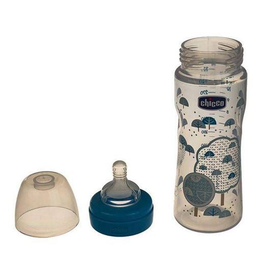 شیشه شیر چیکو مدل 58686 ظرفیت 330 میلی لیتر