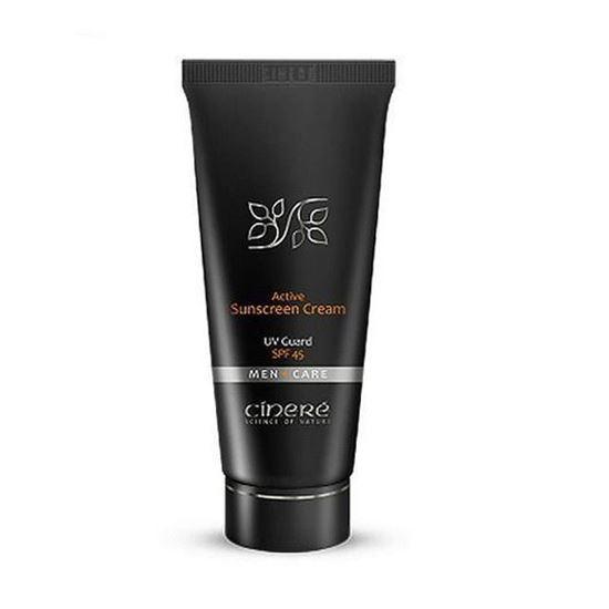 کرم ضد آفتاب مردانه سینره SPF45