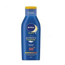 لوسیون ضد آفتاب نیوآ مدل +Protect and Hydrate SPF50 حجم 200 میلی لیتر