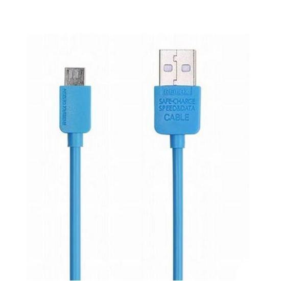 کابل تبدیل USB به microUSB ریمکس مدل Safe And Speed طول 1 متر