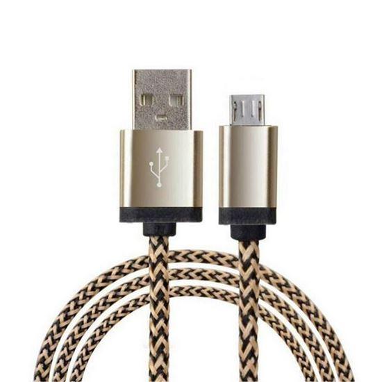 کابل تبدیل USB به MICROUSB کنفی اکسون مدل 1M