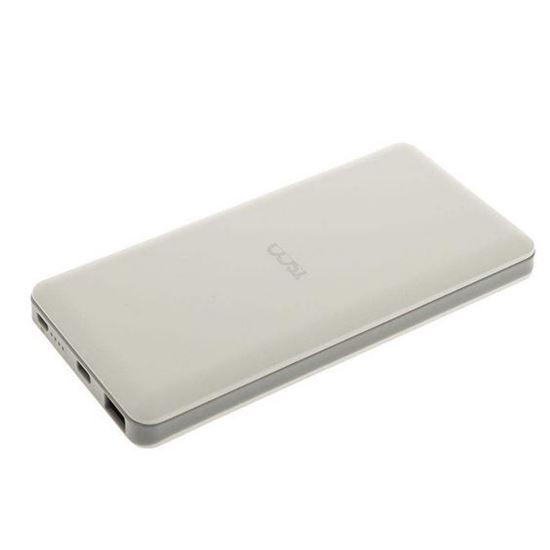 شارژر همراه تسکو مدل TP 860 ظرفیت 10000 میلی آمپر ساعت با دو ورودی Micro USB  و Type-C