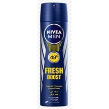 اسپری ضد تعریق مردانه نیوآ مدل Fresh Boost حجم 150 میلی لیتر