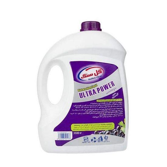 مایع ظرفشویی گل سنگ مدل Grape مقدار 3500 میلی لیتر