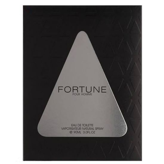 ادو تویلت مردانه امپر پرایو مدل Fortune حجم 90 میلی لیتر