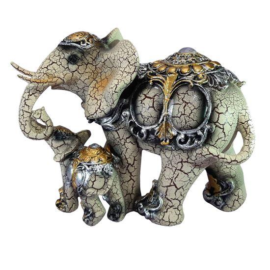 مجسمه طرح فیل کد 7-7030
