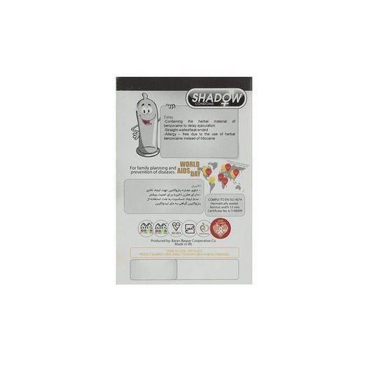 کاندوم شادو مدل Delay بسته 12 عددی